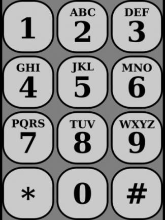 phone pad alphabet - photos alphabet collections